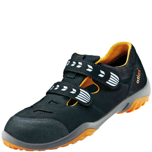 Atlas SN 52 orange Herren-Sneaker S1