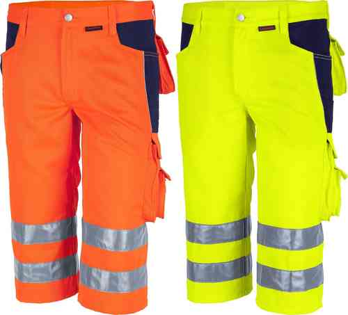 Qualitex Pro Warnschutz MG 245 Shorts