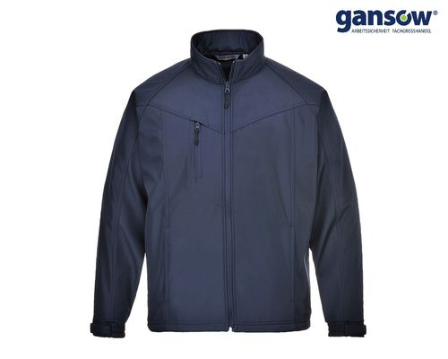 PORTWEST Softshelljacke marine Gr. S AKTION494