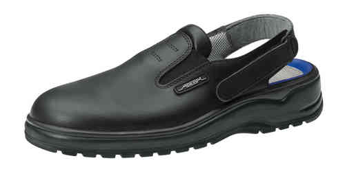 Abeba Light Clog 1135, schwarz