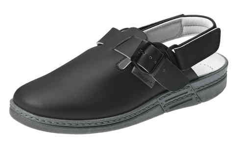 Abeba The Original Clog 7209, schwarz