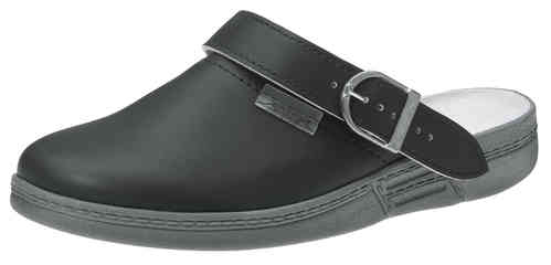 Abeba The Original Clog 7031, schwarz