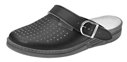 Abeba The Original Clog 7030, schwarz