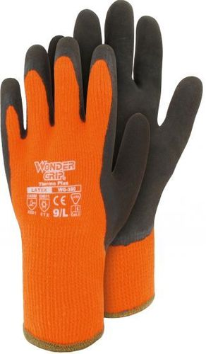 Wonder Grip® Thermo - Winter-Handschuh mit Latex WG-380