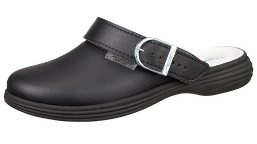 Abeba The Original Plus Clog 7531, schwarz