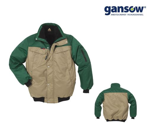 Fristads Kansas ICON Winterpilotjacke Gr. 2XL AKTION 477