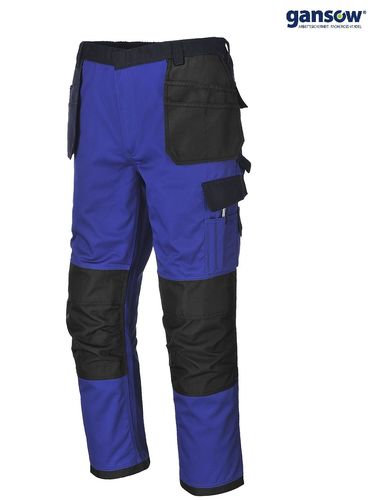PORTWEST Bundhose blau Dresden AKTION498