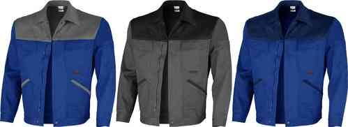 24-110 NEU Farben Gr QUALITEX Comfort MG 300 Bundjacke Arbeitsjacke in versch
