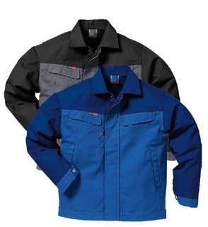 Kansas/Fristads Icon Two Baumwoll-Bundjacke 4857 FAS