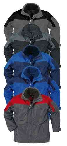Kansas/Fristads Icon Two Airtech® Winterparka 3-in-1 4816 GT