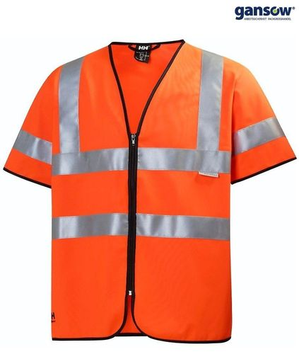 Helly Hansen Warnschutz Weste Klasse 3 orange AKTION486