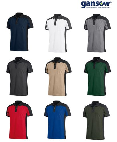 FHB Polo-Shirt KONRAD