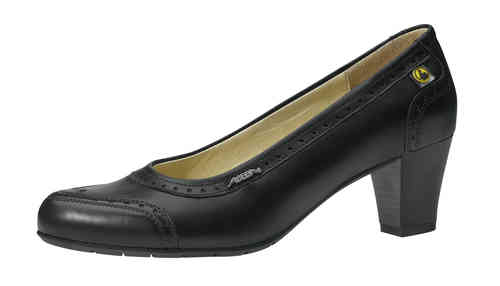 Abeba Business Lady ESD Pumps 3990, schwarz