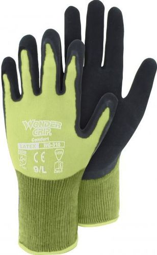 Wonder Grip® Comfort - PE-Strickhandschuh mit Latex WG-310H