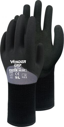 Wonder Grip® Air Plus - Nylon-Strickhandschuh mit Nitril WG-545