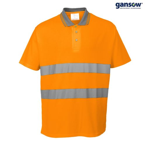 PORTWEST Warnschutz Polo S171 Gr. L AKTION459